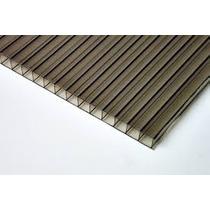 Planchas Policarbonato Alveolar 6mm 2,10x2,90