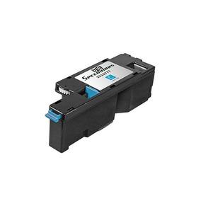 Tintas Rápidas: Cartucho De Tóner Cyan Compatible Con Dell 1