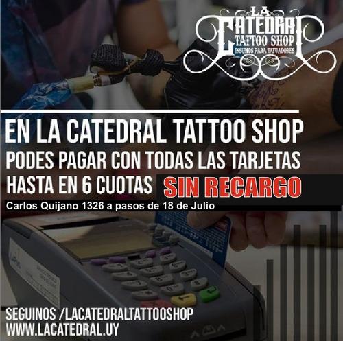 insumos para tatuadores tattoo tatuaje tatuar