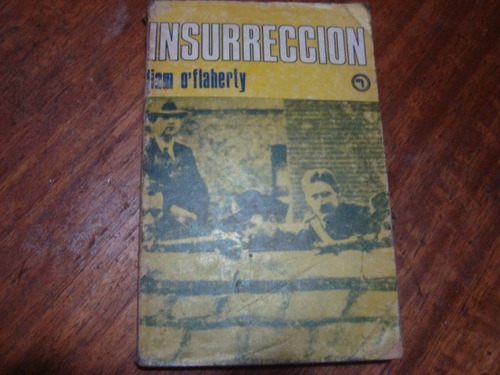 insurreccion por liam o flaherty- editorial quimantu
