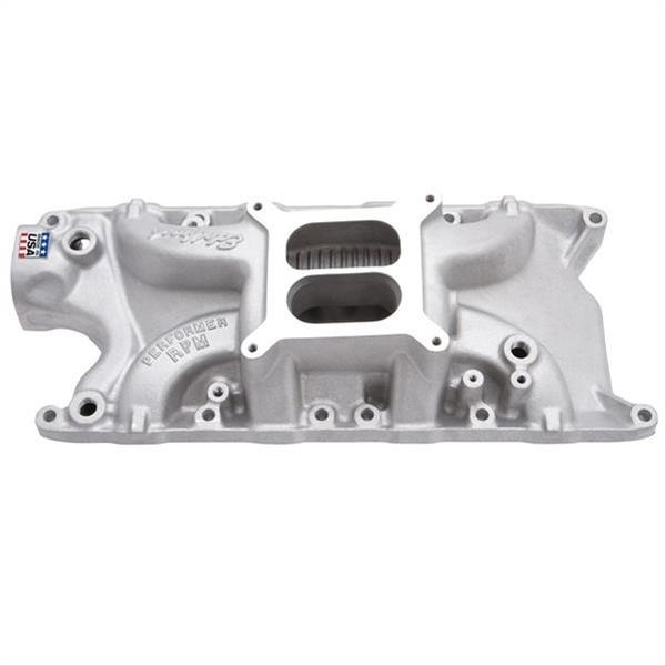 Edelbrock 7121 Intake Manifold Performer rpm 302 Ford 1500-6500