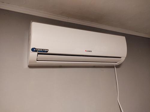 intalación de aire acondicionado desinstalación y reparacio.