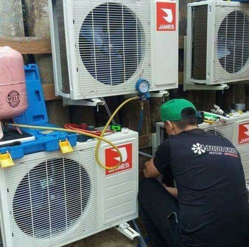intalacion de aire acondicionado reparación