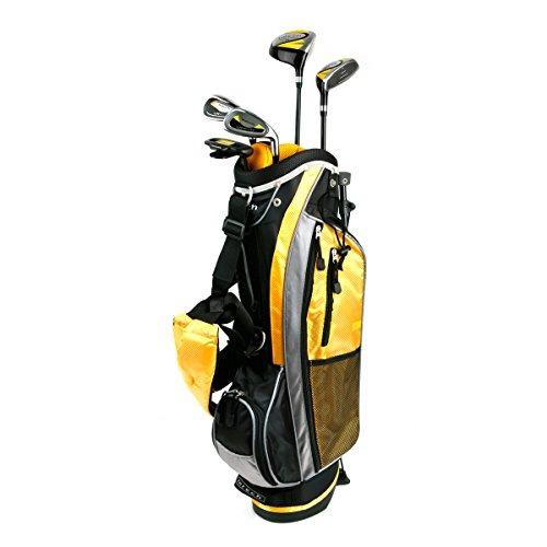 b265bd03604c1 Intech Lancer Junior Club De Golf Set Amarillo -   5