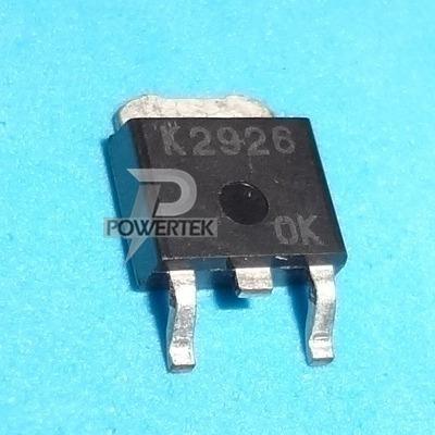 integrado 2sk2926 k2926 mosfet canal n de alta velocidad
