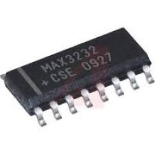 integrado max3232 transceiver rs-232