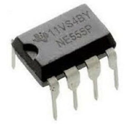 integrado ne555 temporizador timer lm555 555 nte955