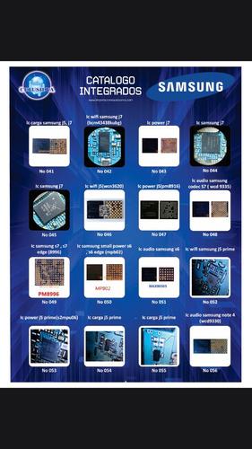 integrados ic carga samsung j5 , j7 ref.(sm5703a,sm5703)
