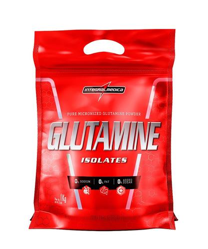 integral médic glutamina