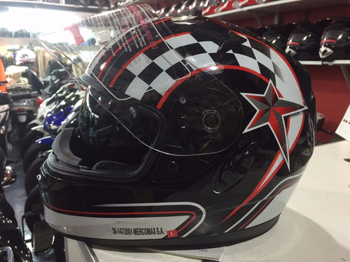 integral motos casco