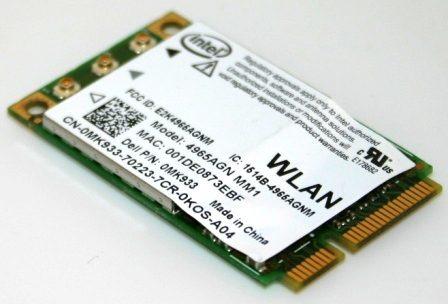 intel 4965agn vínculo wifi inalámbrico mini-pcie para laptop