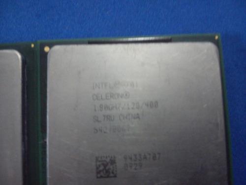 intel celeron procesadores