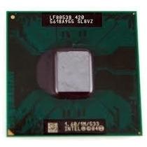 Procesador Intel Celeron M420 Acer Travelmate 2480 Sl8vz