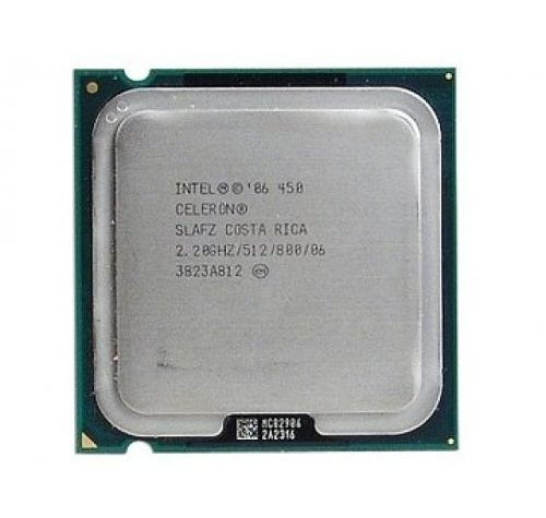 intel celeron processor 450 ( 2.20hz / 512 / 800 mhz / 06 )