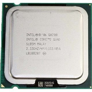 intel  core 2 quad q8200 2.33ghz/4mb/1333mhz s/ 775 coyote