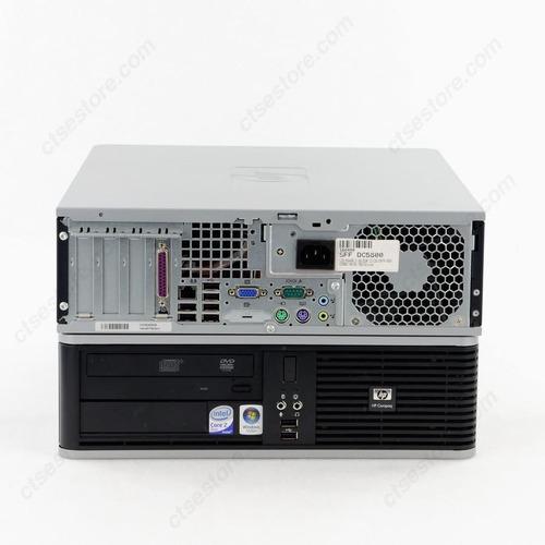 intel core duo 2.8 lcd 17-4gb-160gb-garantia  1 año