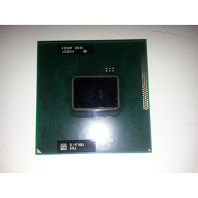 Intel Core I3-2310m  Sr04r  2100mhz  Socket G2