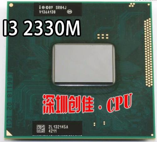 intel® core¿ i3-2330m procesador laptop (3m cache, 2.20 ghz)