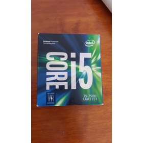 Intel Core I5-7500 Lga 1151