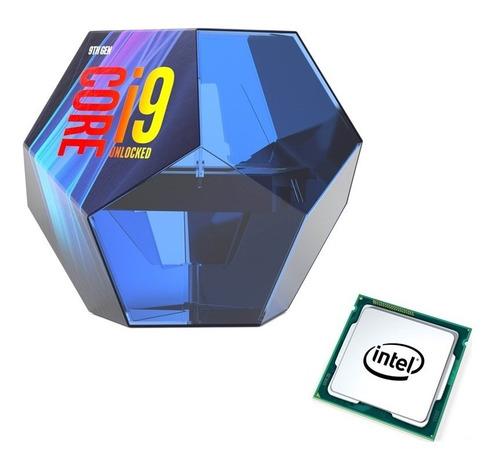 intel core i9 9900k 5.0ghz turbo 16mb 64bit s1151/300 coffee lake 9na gen