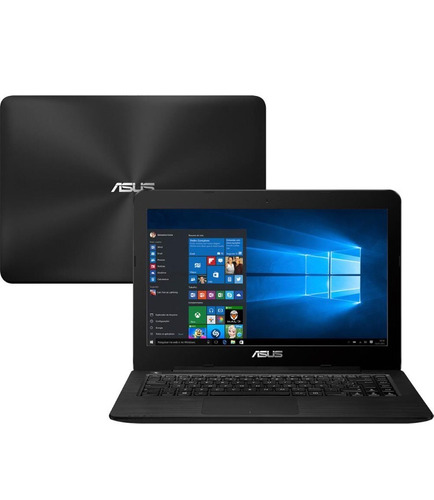 intel core notebook asus