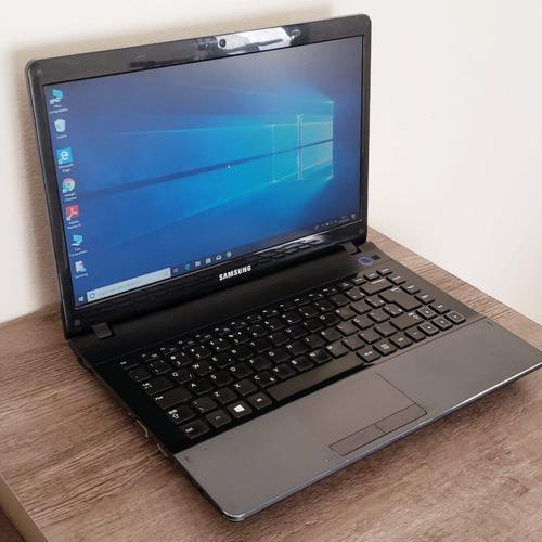 intel core notebook samsung