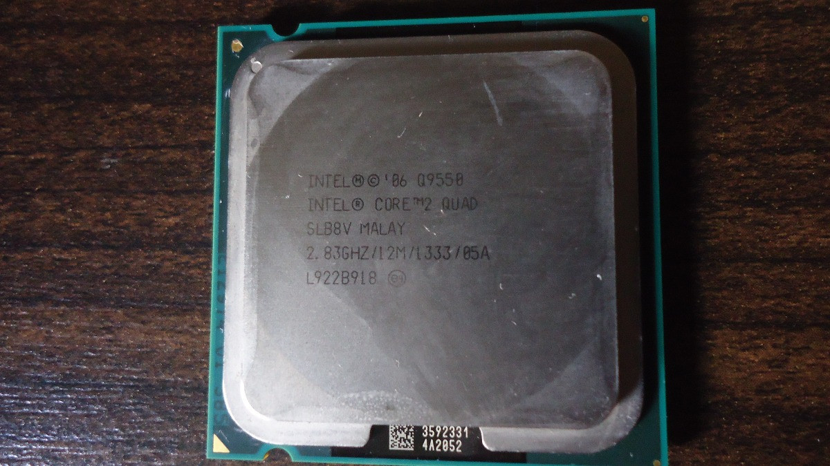 Intel Core 2 Quad Q9550 283ghz R 18000 Em Mercado Livre Q 9550 Caracteristicas Marca Linha Modelo