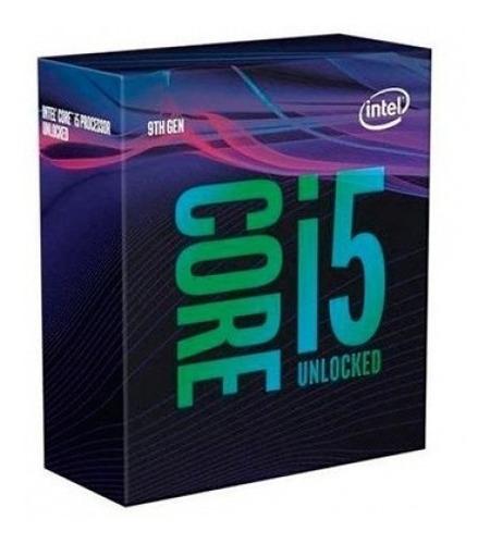 intel cpu core i5 9600k 3.7ghz