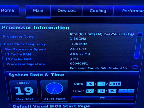 intel d54250wykh nuc mini pc - i5 / 16gb ram / 32+240gb ssd