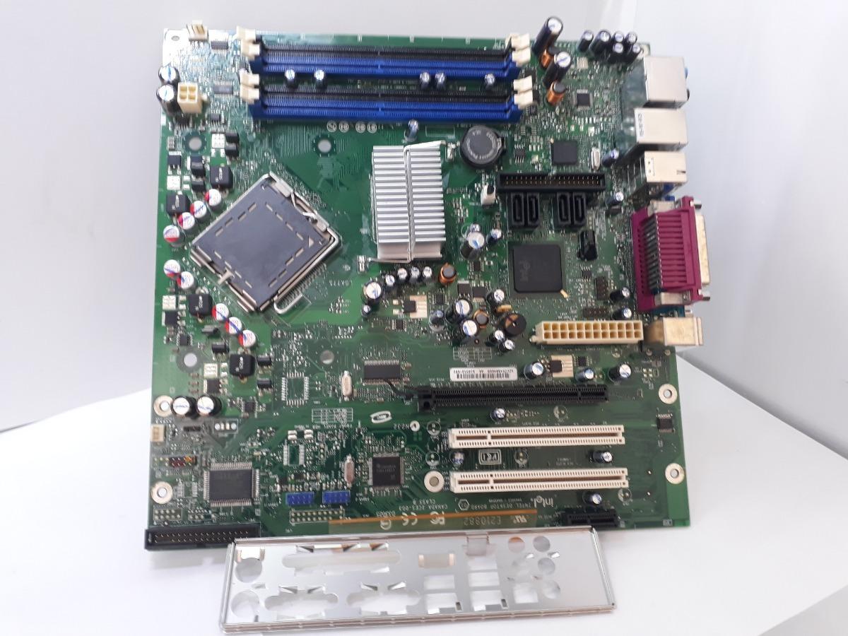 Intel D945GCZ Drivers (2019)