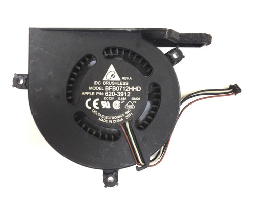 intel imac 20  optical drive fan 620-3912   original