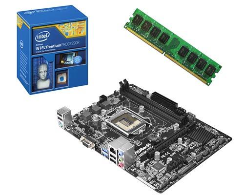 intel pentium dual core 500gb