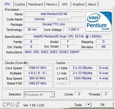 INTEL PENTIUM DUAL CPU E2140 GRAPHIC DRIVER (2019)