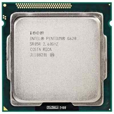 intel pentium g620 2.60ghz segunda generacion + cooler