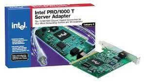 intel pro/1000t server adapter