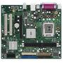 Placa Madre D101ggc, Socket 775, + Un Microprocesador