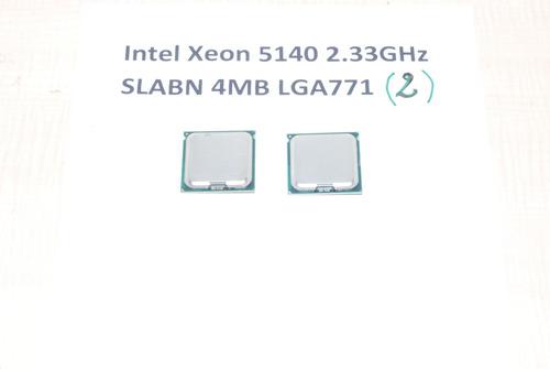 intel xeon 5140 2.33ghz lga 771