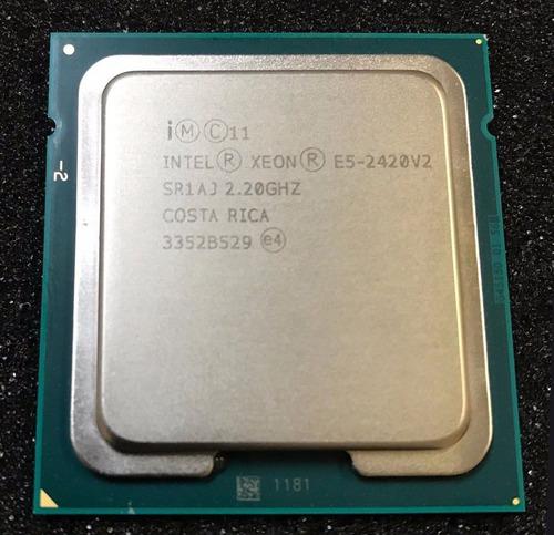 intel xeon e5-2420 v2 15m 2.20ghz lga1356 td340 r320 r420