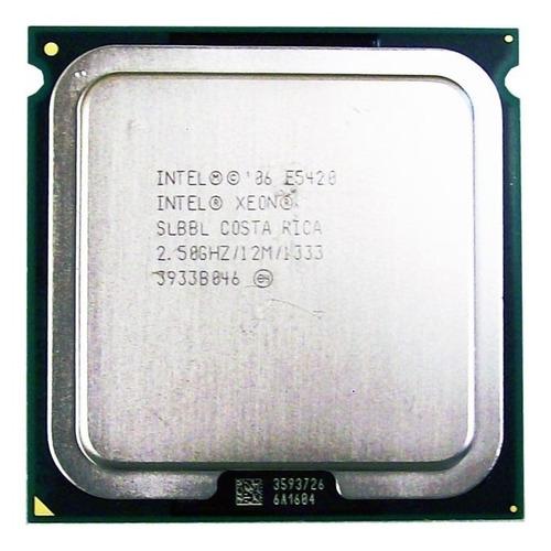 intel xeon e5420 2.50 12m ml350 g5 dl180 360 380 g5 2950 3