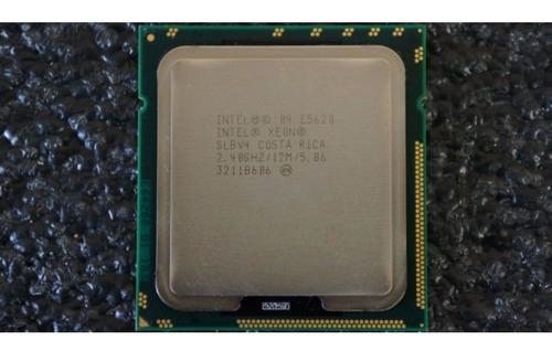 intel xeon e5620 similar i7 , 12mb de cache,2.40 ghz, gamer