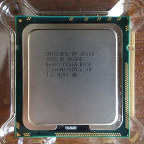 Intel Xeon X5650 6 Núcleos 12 Hilos Lga 1366 Turbo 3.06 Ghz