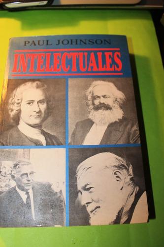 intelectuales paul johnson