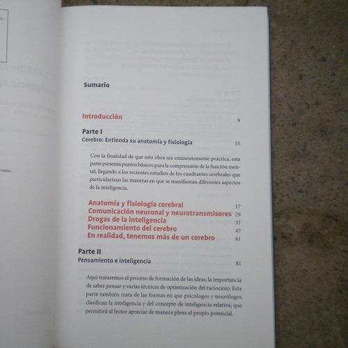 inteligencia aplicada, dr. lair ribeiro, ed. planeta practic