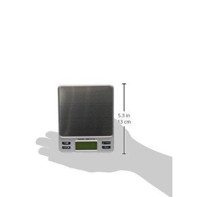 inteligente báscula de bolsillo pro digital con la exhibició
