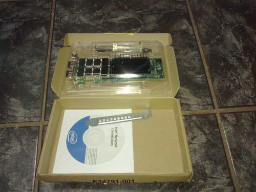 intel(r) 10 gbe xf sr 2 port  serve  pci express fibe  2lc