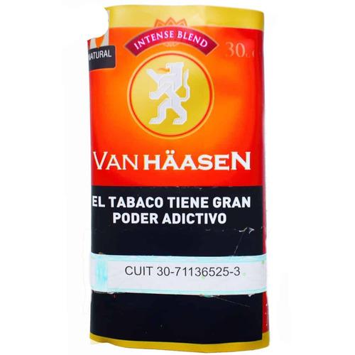 intense blend tabaco van haasen pack x5 armar tabaco natural
