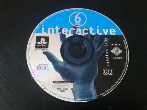 interactive 6 (demos de ps1)