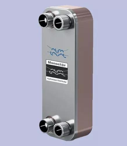 intercambiador alfa laval cb20-50h enfriador de placas 600 l