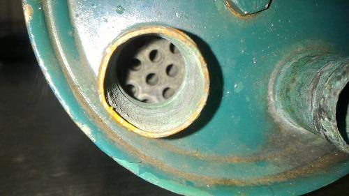 intercambiador de calor volvo penta