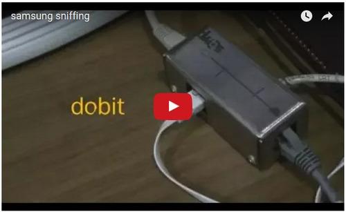 interceptador forense de redes ethernet tap